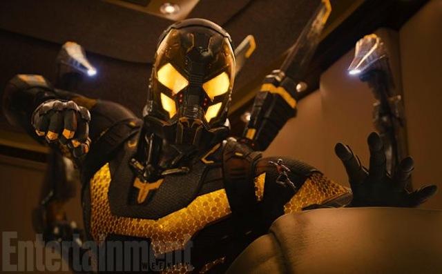 Ant-Man: EW svela la prima immagine di Corey Stoll nei panni di Yellowjacket