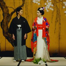 Il fascino indiscreto dell'amore: Pauline Etienne insieme a Taichi Inoue in una scena tratta dal film