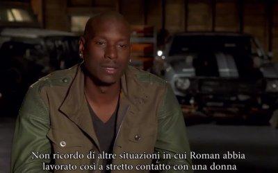 Intervista a Tyrese Gibson - Fast & Furious 7
