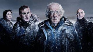 Fortitude: una foto promozionale dedicata ad alcuni dei protagonisti dello show