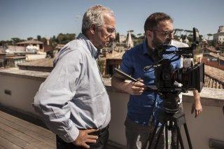 I bambini sanno: Walter Weltroni sul set del documentario