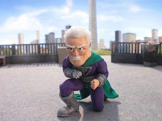 SuperMansion: il personaggio doppiato da Bryan Cranston nella serie