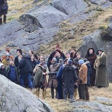 Knights of the Roundtable: King Arthur - Cast e crew nello Snowdonia National Park