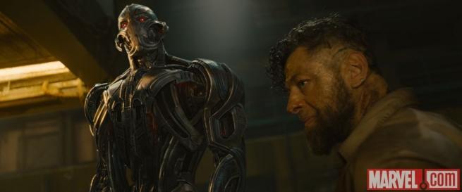 Avengers: Age of Ultron - Ultron e Ulysses Klaue