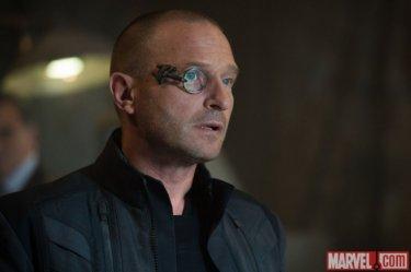 Avengers: Age of Ultron - Thomas Kretschmann in un momento del sequel