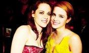 Emma Watson e Kristen Stewart, i 25 anni di due ragazze fantastiche