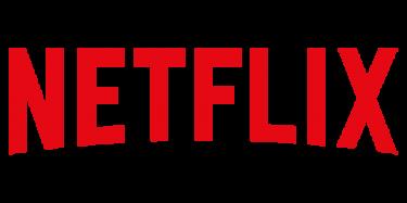 Il logo del canale streaming Netflix