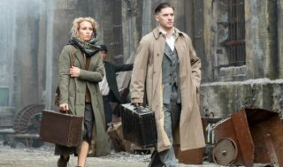 Child 44: Tom Hardy e Noomi Rapace in viaggio