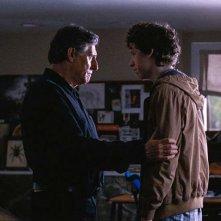 Louder than Bombs: Gabriel Byrne e Devin Druid nel film diretto da Joachim Trier