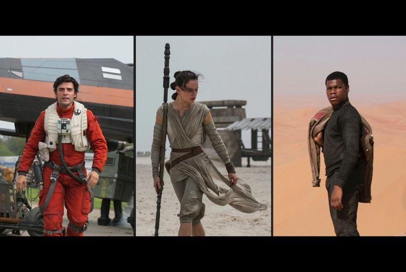 Star Wars: Episodio VII - Il Risveglio della Forza: una nuova foto del cast
