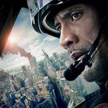 San Andreas: un nuovo poster con Dwayne Johnson