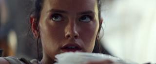 Star Wars: Episodio VII - Il risveglio della Forza: Daisy Ridley nel secondo teaser