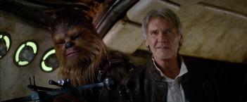 Star Wars: Episodio VII - Il risveglio della Forza: Harrison Ford nel secondo teaser