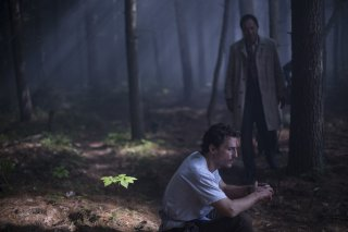 The Sea of Trees: Matthew McConaughey e Ken Watanabe nella prima immagine del film