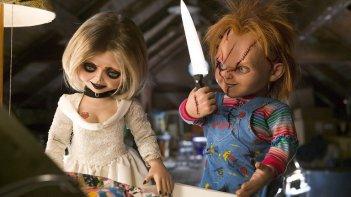 Una scena de Il figlio di Chucky