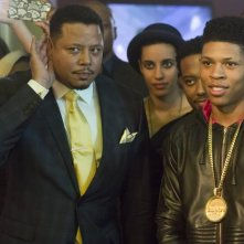 Empire: Terrence Howard e Bryshere Gray nel finale di stagione Die But Once/Who I Am