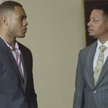 Empire: Terrence Howard e Trai Byers in Die But Once/Who I Am
