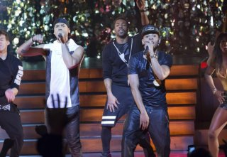Empire: Jussie Smollett e Bryshere Gray in Die But Once/Who I Am