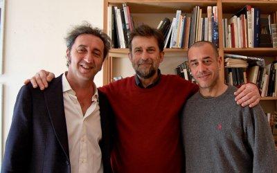 """Moretti, Garrone, Sorrentino: i """"tre moschettieri"""" di Cannes a confronto"""