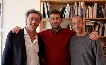 Tre italiani in concorso a Cannes 2015: Paolo Sorrentino, Nanni Moretti e Matteo Garrone