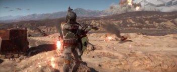 Star Wars Battlefront: un'immagine tratta dal videogame
