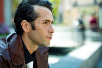 Il ragazzo della Giudecca: Cristian Stelluti in un primo piano tratto dal film