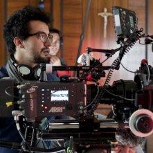 Il ragazzo della Giudecca: il regista Alfonso Bergamo sul set del film