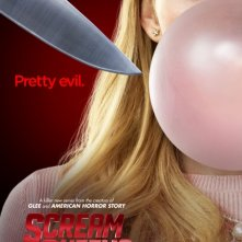 Scream Queens: una locandina per la serie
