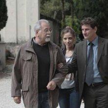 Squadra mobile: Giorgio Tirabassi in un'immagine tratta dalla serie di Canale 5