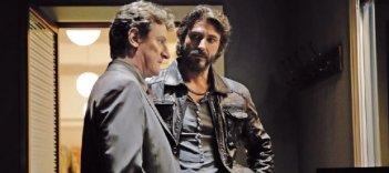 Squadra mobile: Giorgio Tirabassi e Daniele Liotti in una foto della serie