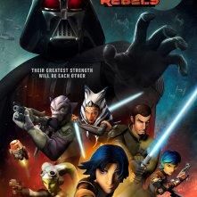 Star Wars Rebels: il poster della stagione 2