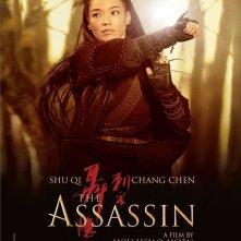 The Assassin: la locandina ufficiale