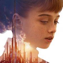 Tomorrowland - Il mondo di domani: il character poster di Athena (Raffey Cassidy)