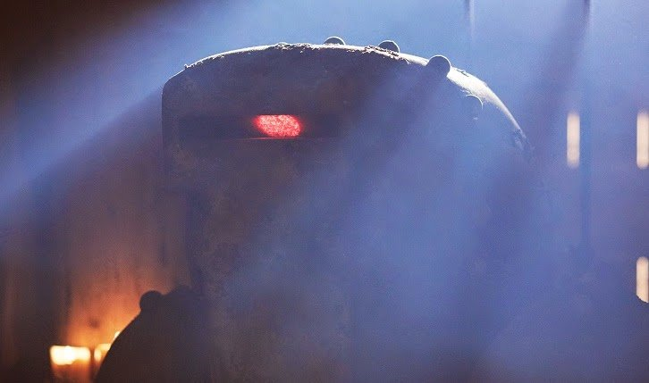 Doctor Who: la foto di un nuovo mostro che debutterà nella nona stagione