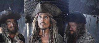 Pirati dei Caraibi 5: Johnny Depp in una delle prime foto ufficiali del film