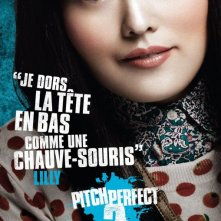 Pitch Perfect 2: il character poster francese di Hana Mae Lee