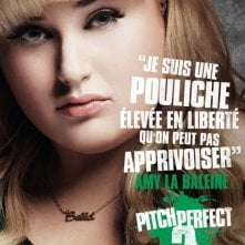 Pitch Perfect 2: il character poster francese di Rebel Wilson