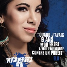 Pitch Perfect 2: il character poster francese di Chrissie Fit