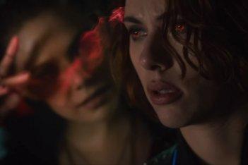 Avangers Age of Ultron: Scarlet Witch e Black Widow