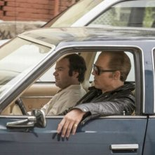 Black Mass: Johnny Depp in auto