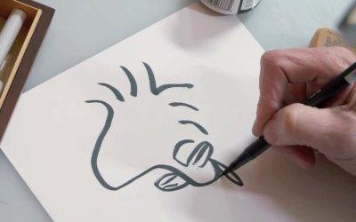 Come disegnare Woodstock - Snoopy & Friends - Il film dei Peanuts