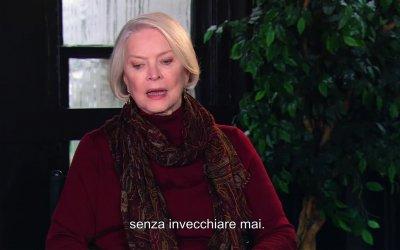 Intervista esclusiva a Ellen Burstyn -  Adaline - L'eterna giovinezza