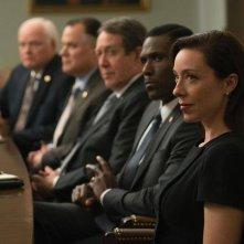 House of Cards: l'attrice Elizabeth Marvel in una scena di Capitolo 27