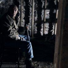 The Visit: Peter McRobbie nei panni del nonno in una scena della commedia horror