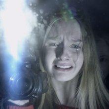 The Visit: Olivia DeJonge in una drammatica scena del film