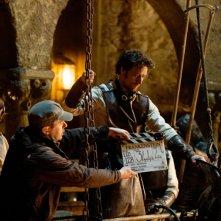 Victor Frankenstein: James McAvoy si prepara a battere un ciak