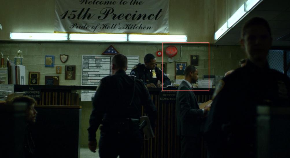 """Daredevil: il """"cameo"""" fotografico di Stan Lee nella serie"""