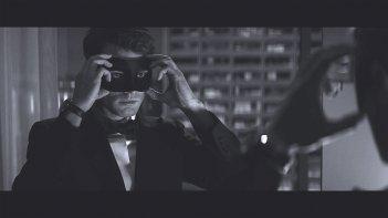 Fifty Shades Darker: James Dornan in una foto tratta dal teaser