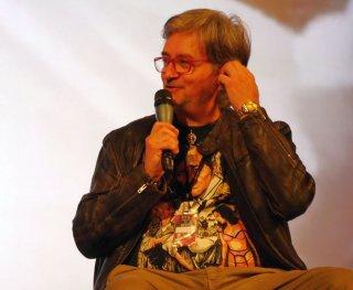 Claudio Simonetti, ospite del FIPILI Horror Festival di Livorno, introduce Profondo rosso