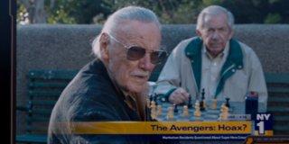 The Avengers: il cameo di Stan Lee